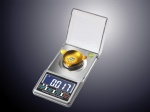 Electronic carat scale